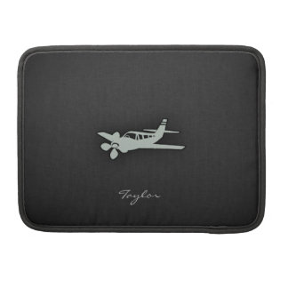 Ash Gray Plane Sleeves For MacBook Pro