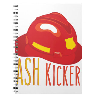 Ash Kicker Notebook