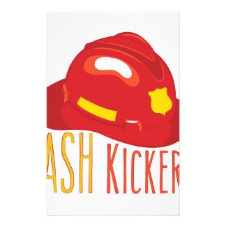 Ash Kicker Stationery