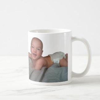 Ash laugh coffee mug