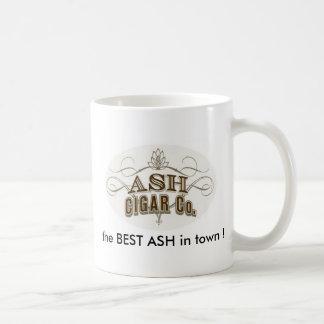 ¡ash-oval01, la MEJOR CENIZA de la ciudad! Taza
