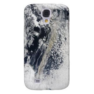 Ash plume from Eyjafjallajokull Volcano Samsung Galaxy S4 Cover