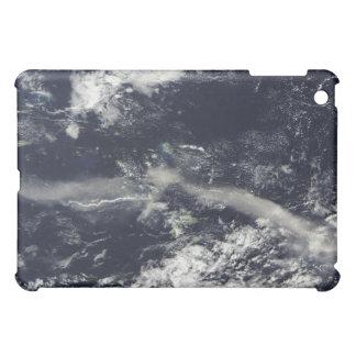 Ash Plume from Soufriere Hills, Montserrat iPad Mini Case