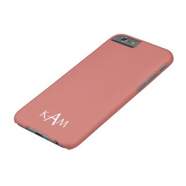 Beach Themed Ash Rose  - Spring 2018 London Fashion Trends Barely There iPhone 6 Case