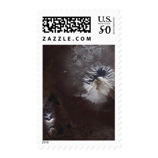 Ash stains on Russia's Shiveluch volcano�s sl Postage