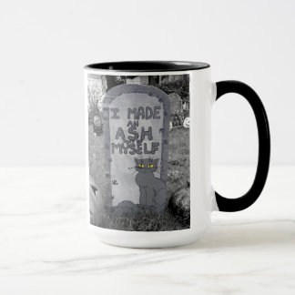 Ash Tombstone Mug