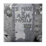 Ash Tombstone Tile