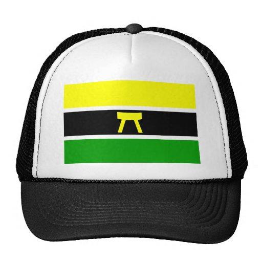 Ashanti, bandera de Ghana Gorro
