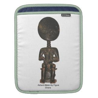 Ashanti Maternity Figure iPad Sleeve