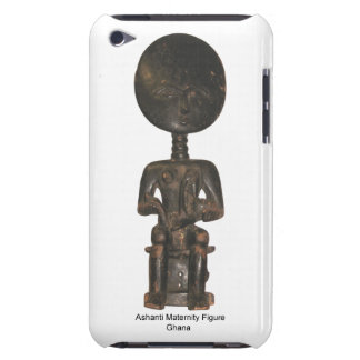 Ashanti Maternity Figure iPod Barely There Case Case-Mate iPod Touch Case