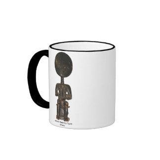 Ashanti Maternity Figure Mug