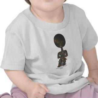 Ashanti Maternity Figure T Shirt