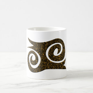 Ashanti symbol courage Adinkra Coffee Mug