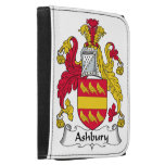 Ashbury Family Crest Trifold Wallet