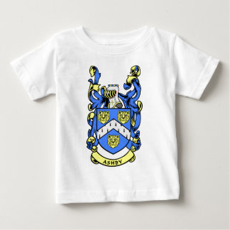 ASHBY Family Crest Baby T-Shirt