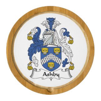 Ashby Family Crest Cheese Platter
