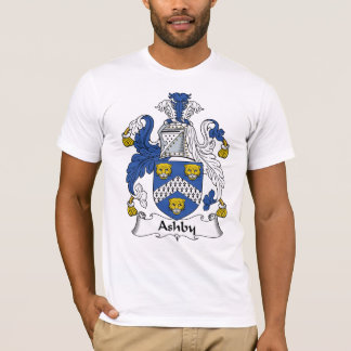 Ashby Family Crest T-Shirt