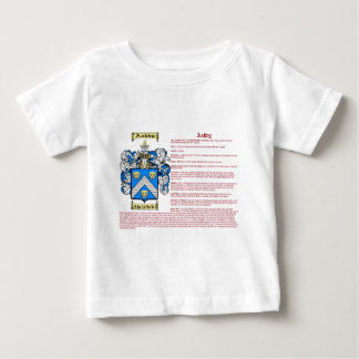 Ashby (meaning) baby T-Shirt