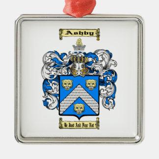 Ashby Metal Ornament