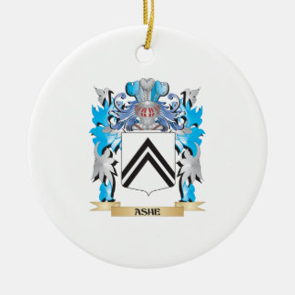 Ashe Coat Of Arms Ornaments