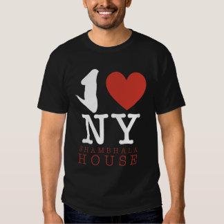 Ashe loves NYSH tee black