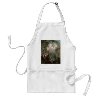 Asher Brown Durand Kindred Spirits Apron