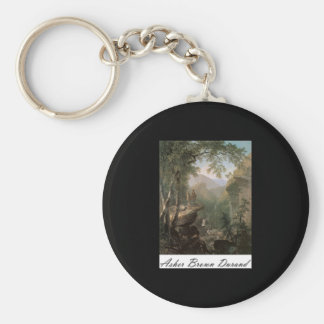 Asher Brown Durand Kindred Spirits Key Chain