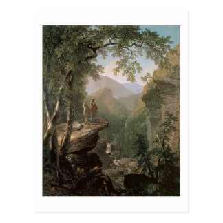 Asher Brown Durand Kindred Spirits Postcard
