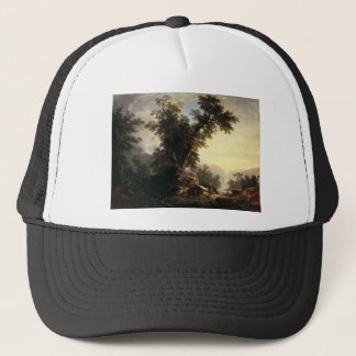 Asher Brown Durand The Indian's Vespers Trucker Hat