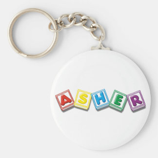 Asher Key Chains