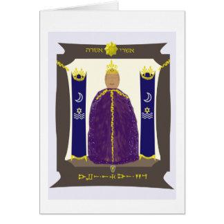 Asherah Enshrined Card