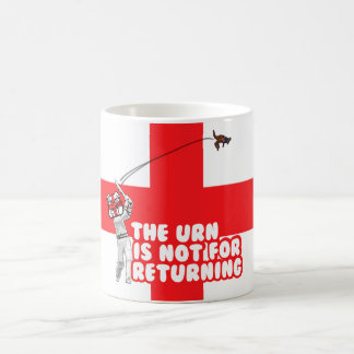 Ashes 2013 classic white coffee mug