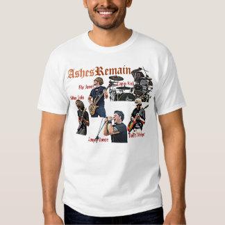 Ashes Remain T-shirt