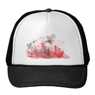 ashes to ashes trucker hat