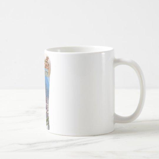 Asheville Beer City USA Coffee Mug
