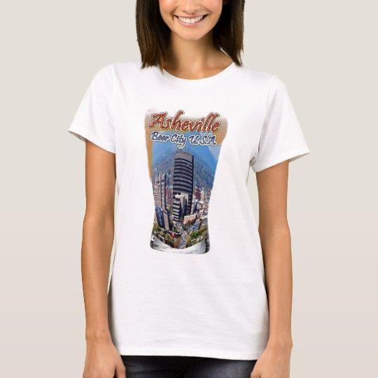 Asheville Beer City USA T-Shirt
