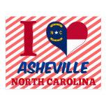 Asheville, Carolina del Norte Tarjetas Postales