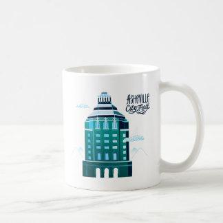 Asheville City Hall Mug