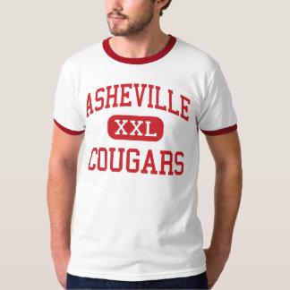 Asheville - Cougars - High - Asheville T-Shirt