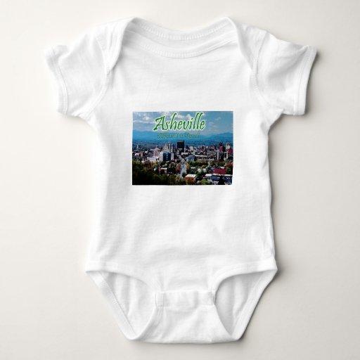 ¡Asheville… diferente es buena! Body Para Bebé