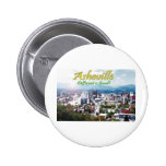 Asheville...Different is good! Pinback Buttons