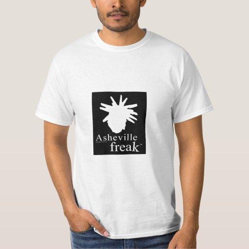 Asheville Freak Sq T-Shirt