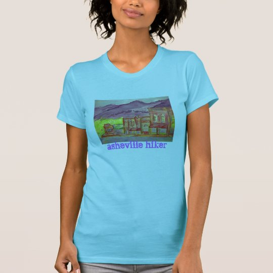 asheville hiker T-Shirt