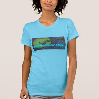 Asheville Music Rocks T-Shirt