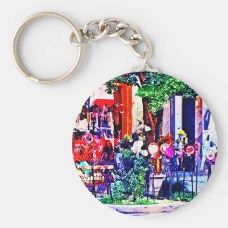 Asheville NC - Gift Shop Keychain