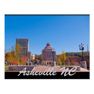 Asheville NC Postal