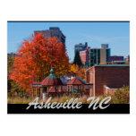 Asheville NC Postales