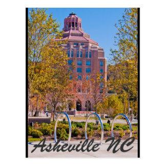 Asheville NC Postcard