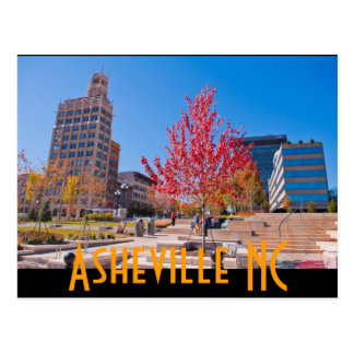 Asheville NC Postcards