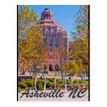 Asheville NC Tarjetas Postales